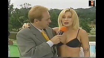 alessandra scatena e gigi monteiro - domingo legal (1998)