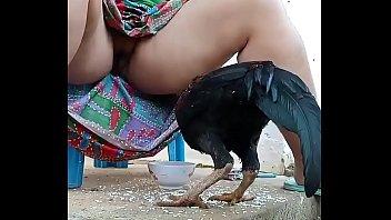 thai aunty flashing outdoor