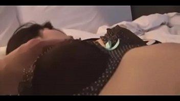 sneak on korean camgirl sleeping
