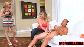 lily rader finds milf cory chase with bf.