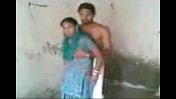horny punjabi wife sucks and fucks standing sardar,.