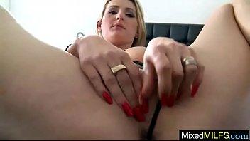 (natasha) horny mature lady get banged by big.