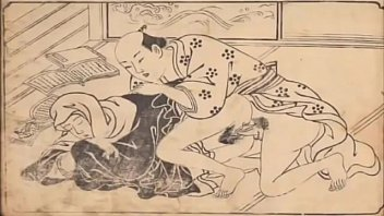 antique girls ● bbc shunga art  history.