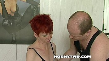 skinny redhead horny mature pussy suck a young.