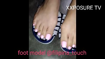 milf pedicure pretty feet part 1-.