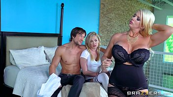 brazzers - mom and daughter share.