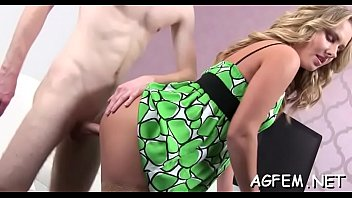 sexy pleasure for wicked female agent