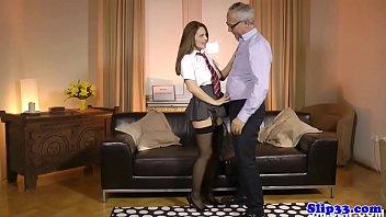 british schoolgirl railed by older man