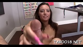 perverted teen excels in sensual cock.