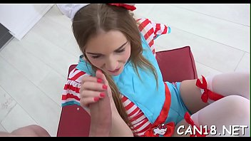 alluring babe is marvelous stud'_s lusty senses with oral-service
