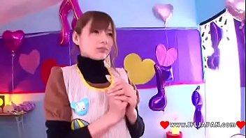japanese babysitter tina yuzuki pleasures 2 guys -.