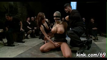 Gals submit to sex slave underworld in bdsm erotic fantasy.