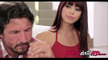 broke dad fucks teen step daughter gina valentina.