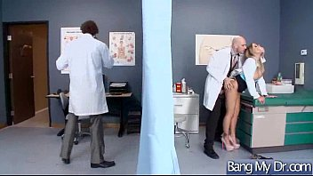 patient (payton west) and doctor in hot sex.
