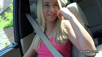 innocent girl gives oral pleasure in pov and.