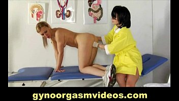 lusty female doctor and her patient