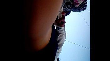 piernas de cajera