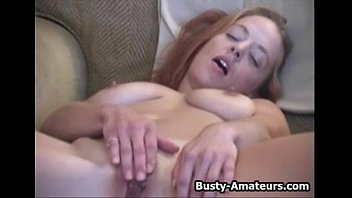 busty amateur gabriella striptease and playing.