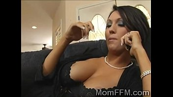 thug tapes hot big boobed stepmother cheating on.