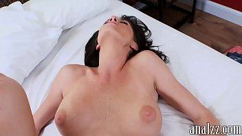 big boobs milf analed while being.