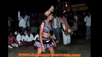 tamil hot karakattam village midnight dance new videos.