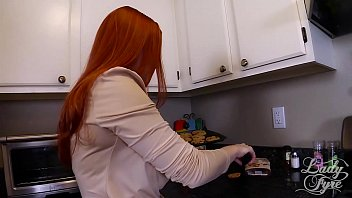 kinky mother milks son for young jizz pov.