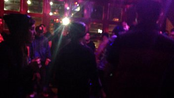 dance battle at lux lounge bar. this ain'_t.
