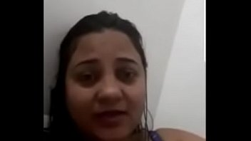 huge boobs female on video call