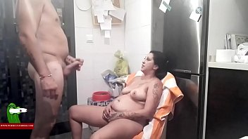 he wants to put his big cock inside.