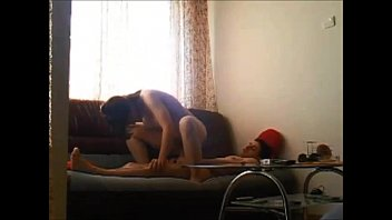 curvy brunette wife with younger boy