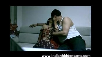 mature indian couple in lounge after party seducing.