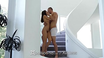 passion-hd staircase seduction at its finest with lana rhoades