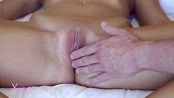 yonitale: orgasmic massage with hot blonde sybille y. p1