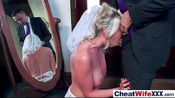 hardcore sex tape with cheating superb wife (lexi.