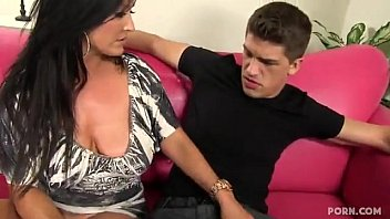 step mom sammy brooks is horny for step son
