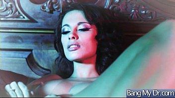 doctor seduced and hard bang a horny sexy.