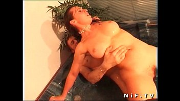 french babe getting fucked in the.