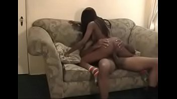 sexy black teen girl homemade creampie