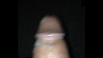 stroking this big long thick dick