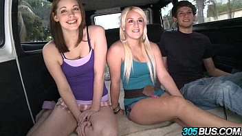 3 hot 18 year old young virgin teens.