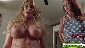 guy fucks stepmom janet mason and her milf.