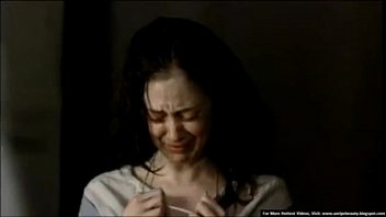 andrea riseborough hot scene in the devil s.