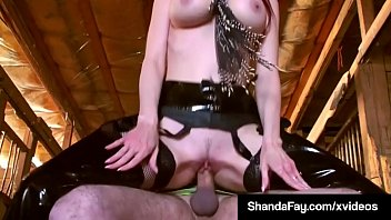 canadian cowgirl shanda fay rides her pony until.