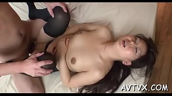 banging a smutty hawt asian pussy