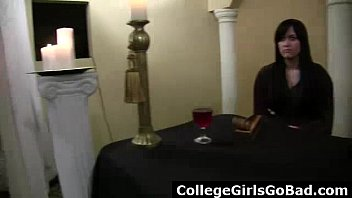 naked lesbians lick pussy in college.