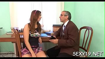 old teacher is delighting sweet darling&#039_s tight hottie pot