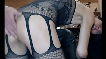 fucking his stepsisters ass on cam.