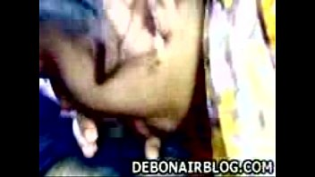 Bengali woman giving deep throated bj to her lover and sucking balls