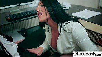 (candi kayne) sexy big tits office girl love.