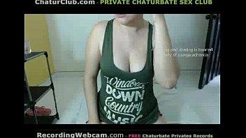 chaturbate cumfiesta blonde big tits girl hard fucked.